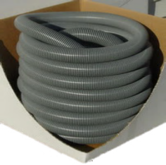 Lil' Better™ Carpet Cleaning Vacuum Hose Gray on Black