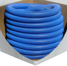 Lil' Better™ Carpet Cleaning Vacuum Hose Blue on Black