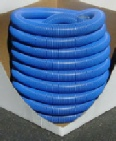 RealCleaners Lil' Better Carpet Cleaning Vacuum Hose Blue on Black